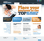 SEO Professionals Website Template – #1634